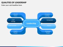 Qualities of Leadership PPT Slide 2