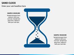 Sand Clock PPT Slide 3