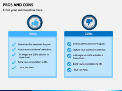 Pros and Cons PPT Slide 6