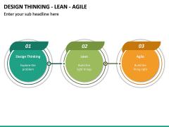 Design Thinking - Lean - Agile PPT Slide 13