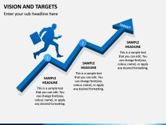 Vision and Targets PPT Slide 5