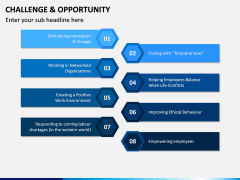 Challenge and Opportunity PPT Slide 10