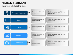 Problem Statement PPT Slide 2