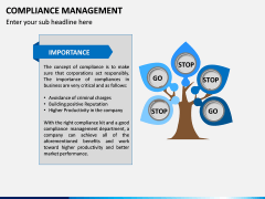 Compliance Management PPT Slide 6
