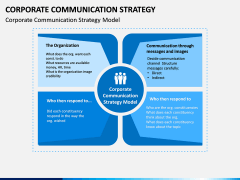 Corporate Communications Strategy PPT Slide 1
