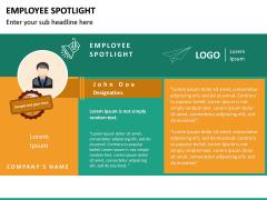Employee Spotlight PPT Slide 22