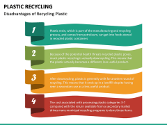 Plastic Recycling PPT Slide 18