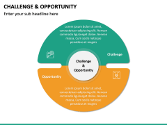 Challenge and Opportunity PPT Slide 19
