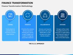 Finance Transformation PPT Slide 1
