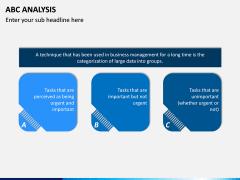 ABC Analysis PPT Slide 8