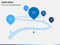 Train Track PPT Slide 14