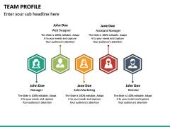 Team Profile PPT Slide 32