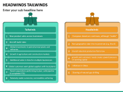 Headwinds Tailwinds PPT Slide 6