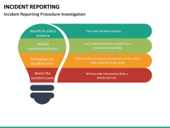 Incident Reporting PPT Slide 20