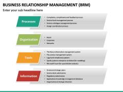 Business Relationship Management (BRM) PPT Slide 34
