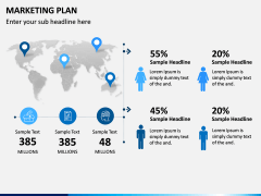 Marketing plan PPT slide 6