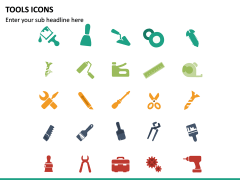 Tools Icons PPT Slide 5