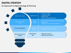 Digital Strategy PPT Slide 1