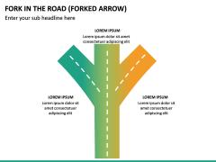 Fork in the Road PPT Slide 21