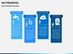 Key Priorities PPT slide 6