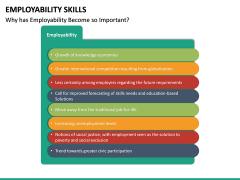 Employability Skills PPT Slide 20