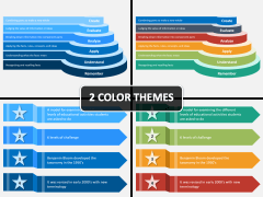 Blooms Taxonomy PPT Cover Slide