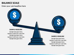 Balance Scale PPT Slide 1