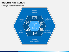 Insights and Action PPT Slide 1