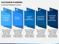 Succession Planning PPT Slide 14