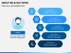 About Me / Self Intro PPT Slide 10