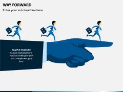 Way Forward PPT Slide 7