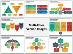 UX/UI Design Strategy PPT Slide MC Combined