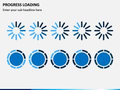 Progress Loading PPT Slide 1