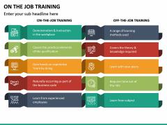 On the Job Training PPT Slide 26