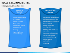 Roles and Responsibilities PPT Slide 13