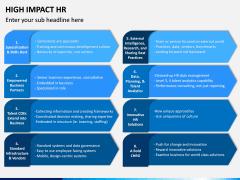 High Impact HR PPT Slide 9