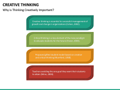 Creative Thinking PPT Slide 20