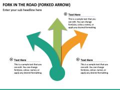Fork in the Road PPT Slide 20