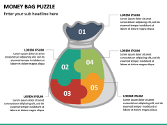 Money Bag Puzzle PPT Slide 2