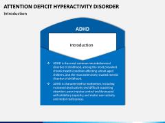 ADHD PPT Slide 1