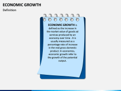 Economic Growth PPT Slide 2