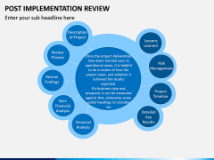 Post Implementation Review PPT Slide 5