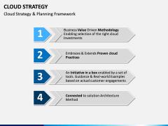 Cloud Strategy PPT Slide 12