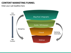 Content Marketing Funnel PPT Slide 13