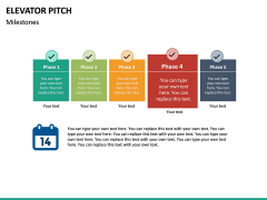 Elevator Pitch PPT Slide 23