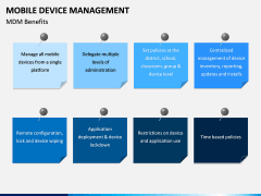 Mobile Device Management (MDM) PPT Slide 16