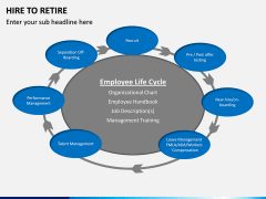 Hire to Retire PPT slide 9