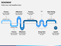 Roadmap PPT Slide 11