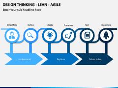 Design Thinking - Lean - Agile PPT Slide 7