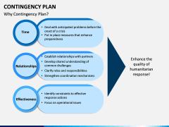 Contingency Plan PPT Slide 9